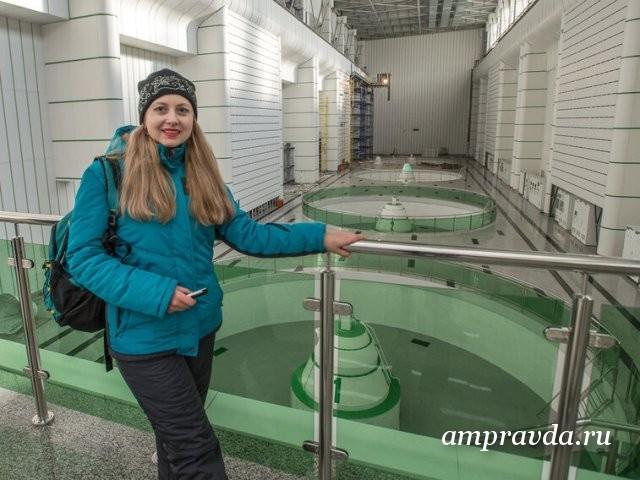 """ Amurskaya Pravda""记者奥尔加·高迪坚科成为全俄比赛""水能""的获胜者/"" Amurskaya Pravda""记者奥尔加·高迪坚科在第十二届全俄竞赛""水能""中获得第一名。她被授予""最佳作者""类别的第一名。莫斯科评选出了有关俄罗斯可再生能源发展,远东能源部门和RusHydro活动的最佳媒体和社交媒体报道比赛的优胜者。"