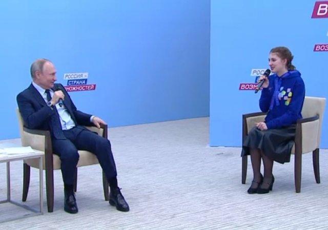 ФоÑо: kremlin.ru