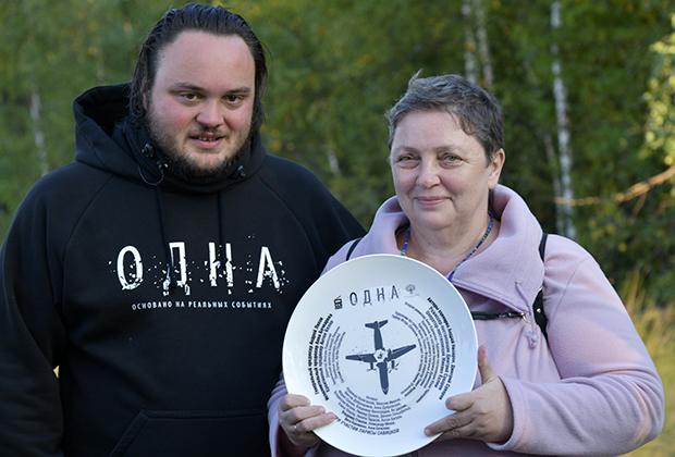 Лариса Савицкая стала консультантом художественного полнометражного фильма «Одна».