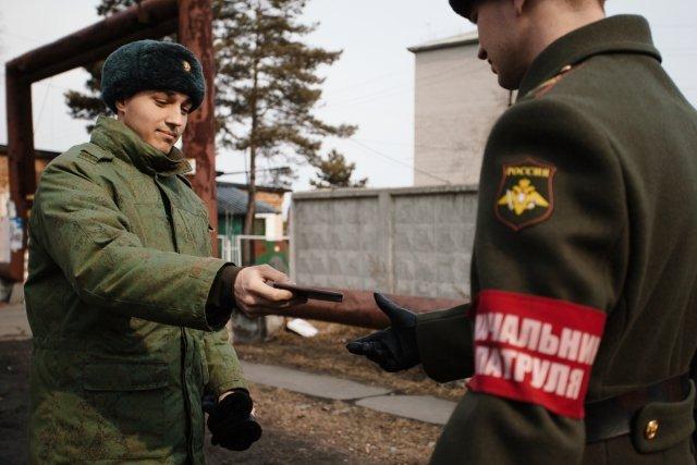 Общественный порядок в белогорске