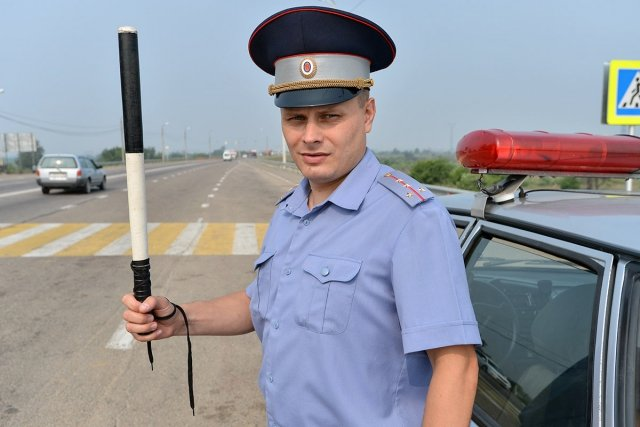 Если Вас остановил инспектор: заполнение протокола