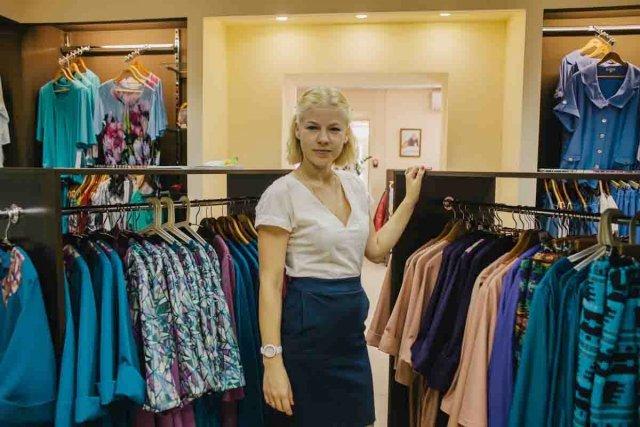 237358eb0332 Дизайнер из Благовещенска запустила производство одежды для полных ...