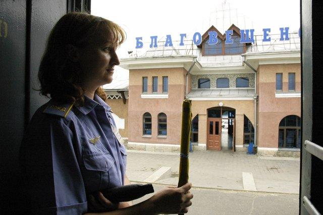 Поезд Благовещенск — Владивосток поедет летом