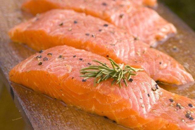 Лосось для здорового питания: рецепты выходного дня — Амурская правда