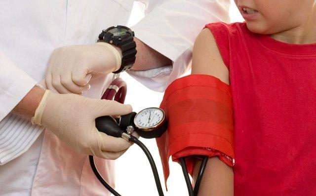 Как снизить артериальное давление у подростка
