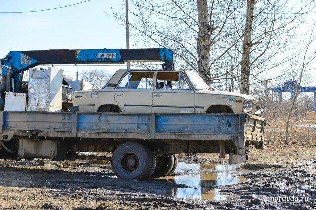 Сдать машину на металлолом в Лужники медицинская сестра не заполняет в приемном отделении