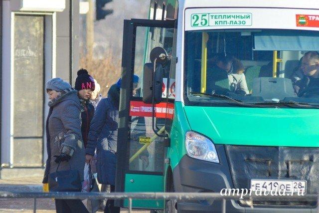 начнут ходить автобусы / С