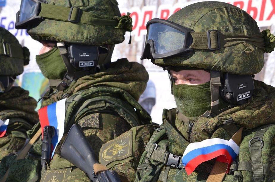 вежливые люди россии кто они такие создается учетом мощности