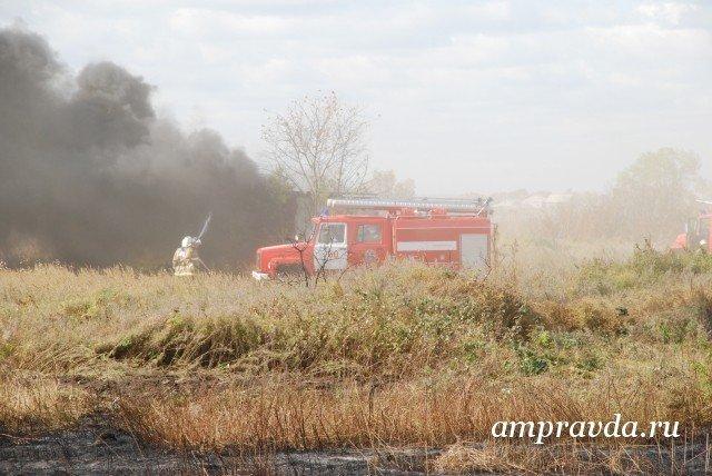 ВПриамурье сложная обстановка спожарами: засутки тушили 38 палов