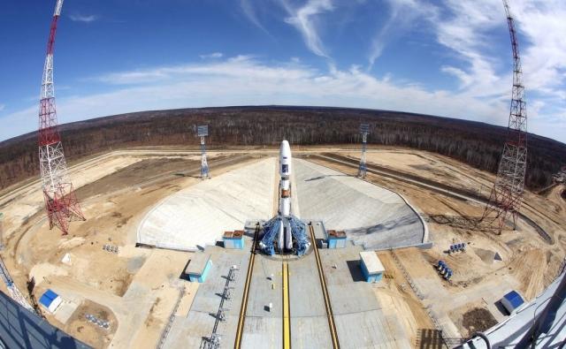 Вторую очередь космодрома Восточный и аэропорт для него построят за пять лет  В Амурской области началось строительство второй очереди