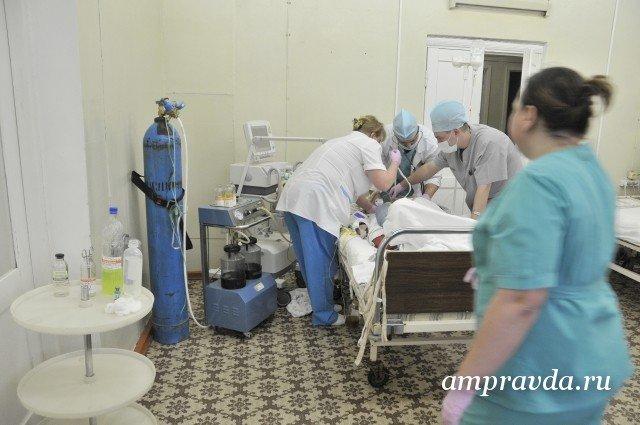 Подростковый врач в детской поликлинике 7