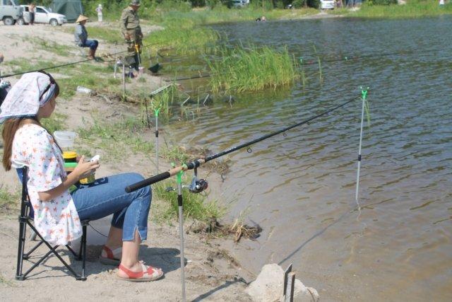 рыбалка в с.прядчино