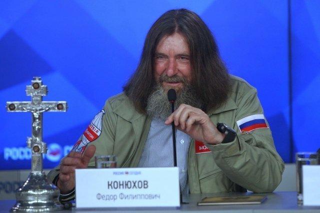 Федор Конюхов отправится в новейшую  кругосветку навоздушном шаре