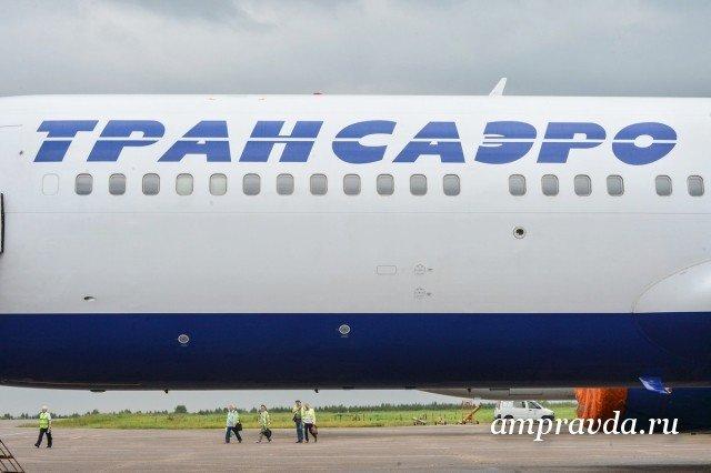 Авиакомпания «Трансаэро» готова квосстановлению
