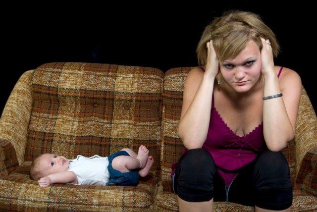 Депрессия после родов форум