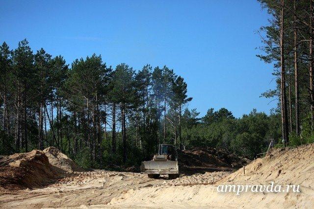 Реконструкцию Москвитинского перевала планируют закончить летом 2017 года