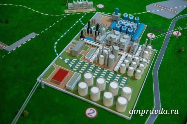 Территория опережающего развития «Приамурская» будет увеличена