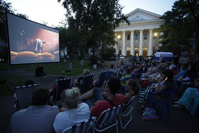 ВИркутской области вДень русского кино покажут интересные мульт- икинофильмы