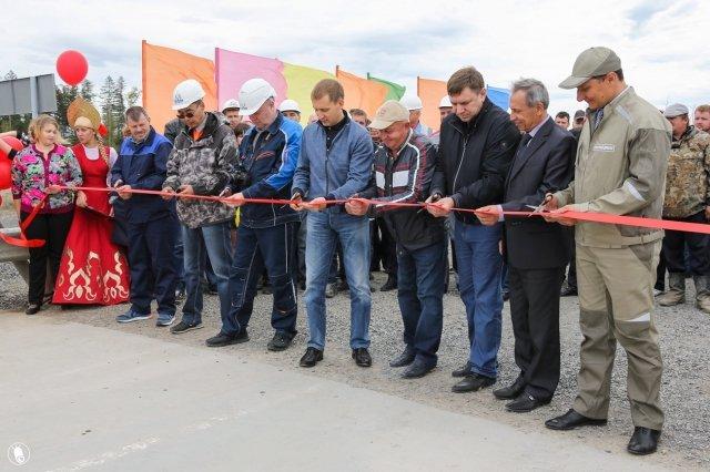ВПриамурье открыли 850-метровый мост через Селемджу