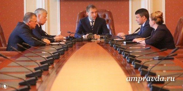 Министру здравоохранения Приамурья объявлен строгий выговор