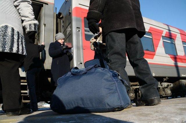 Пассажиров поезда «Москва-Хабаровск» эвакуировали из-за сообщения обомбе