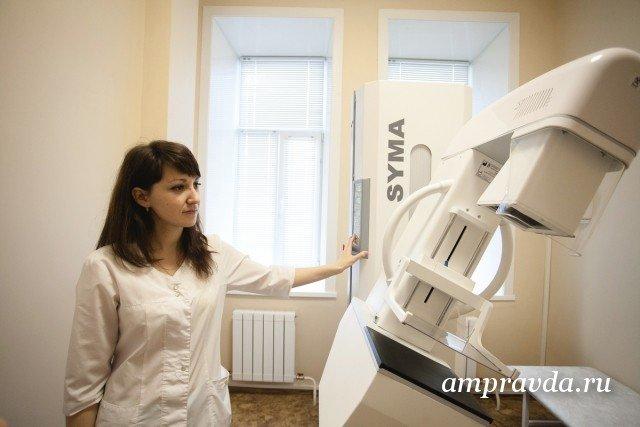 Благотворительная акция против рака груди