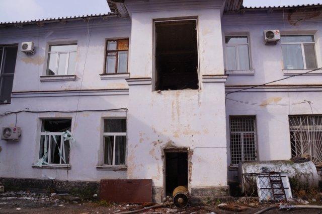 Взрыв отопительного котла привел кпожару в помещении вБлаговещенске