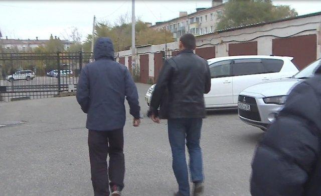 Трое хабаровчан пойдут под суд заугоны авто вАмурской области