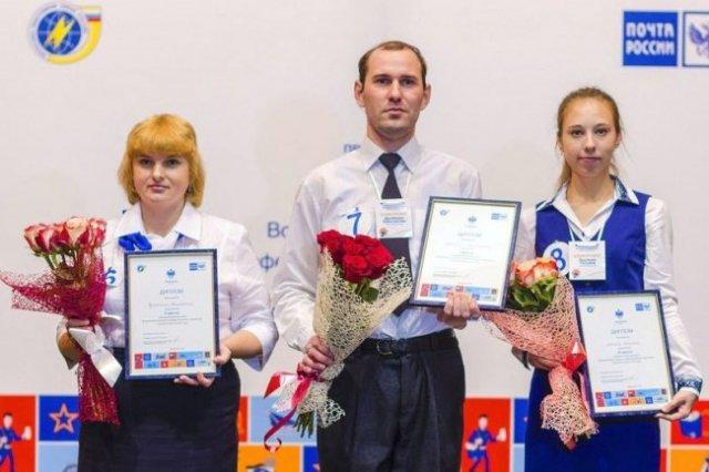 Почтальон изВилючинска Татьяна Лысенко отличилась надальневосточном конкурсе