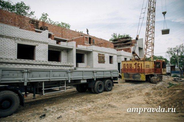 Амурской области напереселение изветхого жилья выделят дополнительные средства