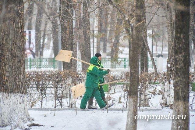 Синоптики обещают краю 15-градусные морозы— Погода вПерми