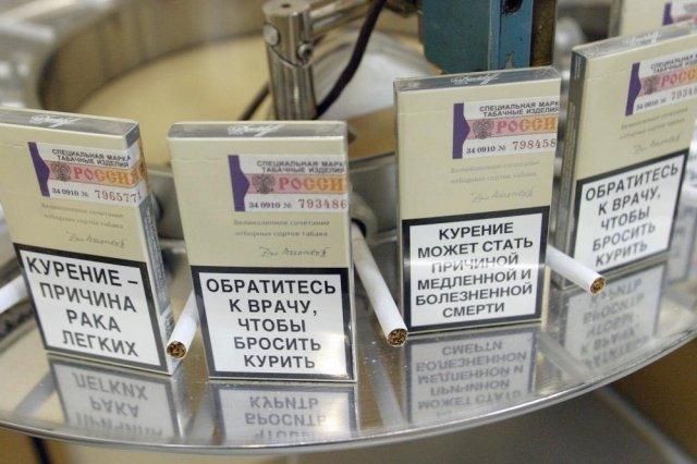 Комитет Государственной думы одобрил повышение ставки акциза насигареты