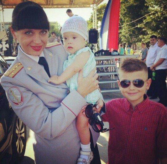Калужские полицейские присоединились кВсероссийской акции «Селфи смамой»