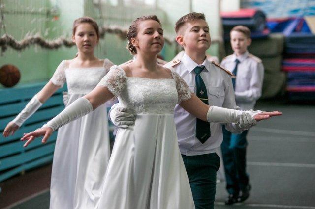 Около 1,2 тыс. детей посетят Международный кремлевский кадетский бал 8декабря