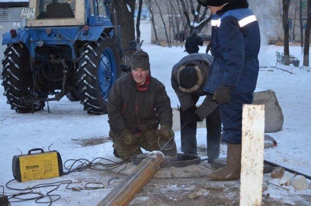 Девять многоэтажек Белогорска остались без отопления при -20 °C