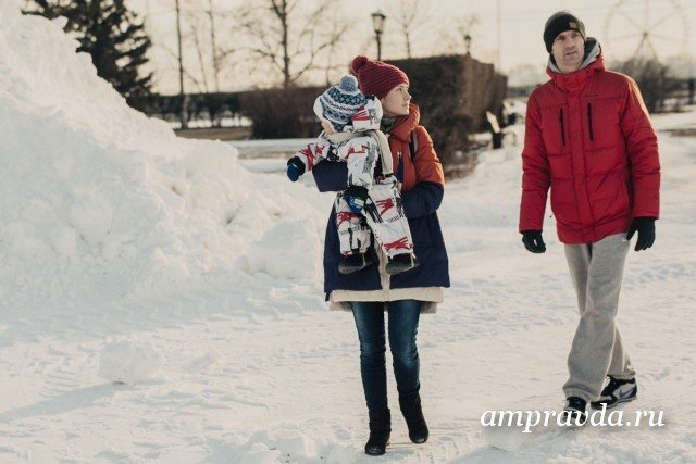 Вближайшие дни в Беларуссии - мокрый снег игололедица