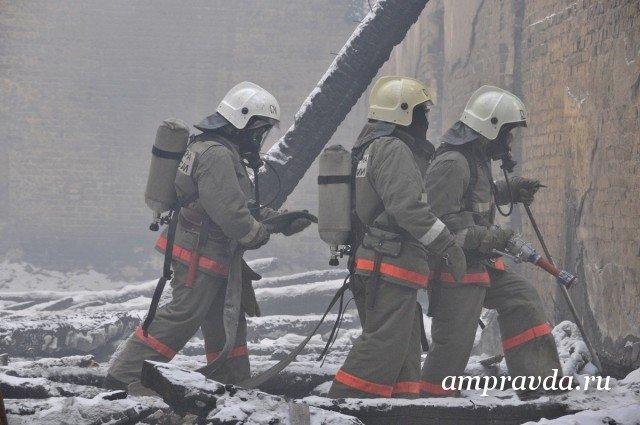 ВПетропавловске из-за пожара вжилом доме эвакуировали 12 человек