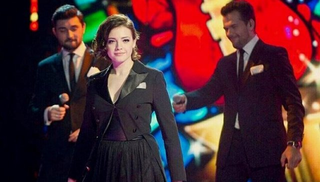 Впятом сезоне шоу «Голос» одолела Дарья Антонюк