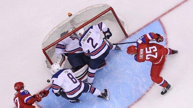 Молодежная сборная России по хоккею поборется лишьза бронзу  Хоккеисты сборных России и Швеции встретятся в матче за третье место молоде