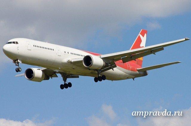 Самолет, отправившийся изБлаговещенска наПхукет, возвратится ваэропорт вылета