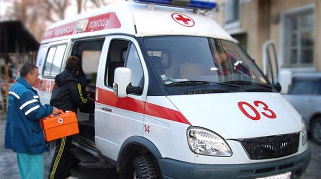 Девятиклассника изБелогорска увезли вреанимацию стренировки