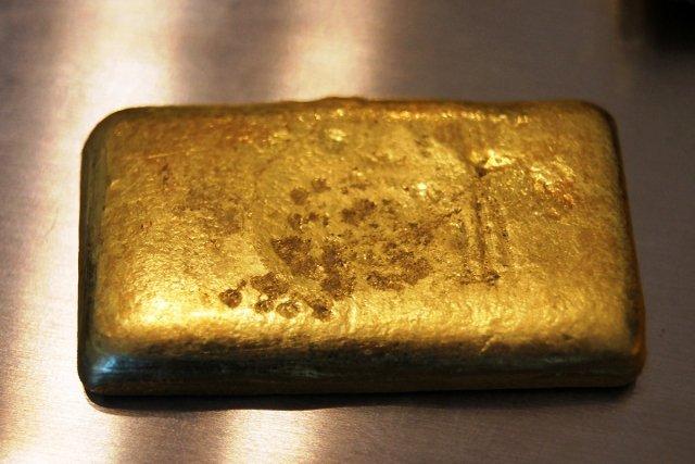 Жительница Китайская народная республика пробовала вывезти из РФ килограмм золота