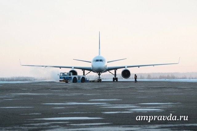 СДнем гражданской авиации Российской Федерации! Поздравление амурского губернатора