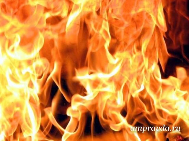 Вневрологическом отделении Амурской областной клиники ночью потушили пожар