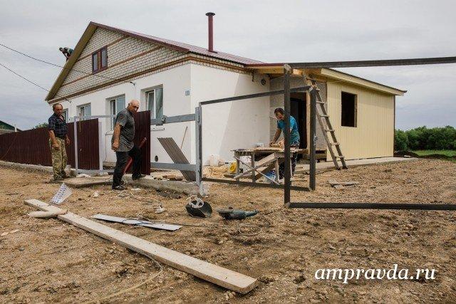 Наулучшение жилищных условий селяне получат неменее 120 млн руб.