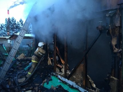 Три человека стали жертвами пожара вПриамурье