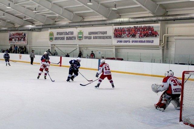 Три амурских хоккейных команды выступят навсероссийской «Золотой шайбе» вСочи