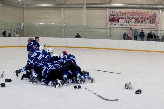 Хоккеисты «Йети 2006» выйдут налёд олимпийских арен Сочи