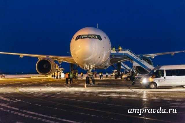 Амурская область желает начать строительство взлетно-посадочной полосы дополучения средств избюджета