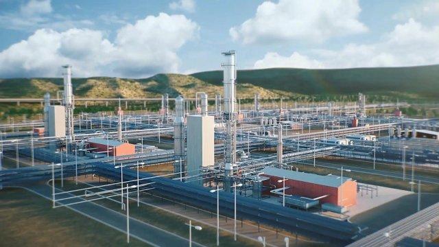 «Газпром» выделит настроительство Амурского ГПЗ 102 млрд руб.